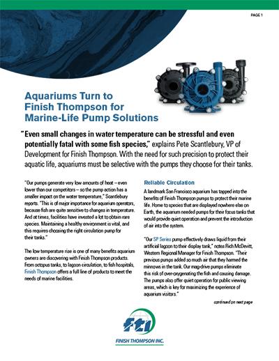 aquarium applications case study
